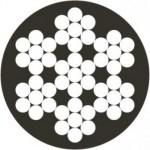 gainé PVC Pour filières, bastaques, haubans